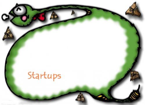 初创企业:专利海盗的开胃头盘?