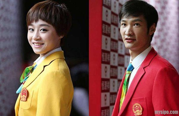 """奥运礼服背后的温州设计师:""""番茄炒蛋""""已申请商标"""