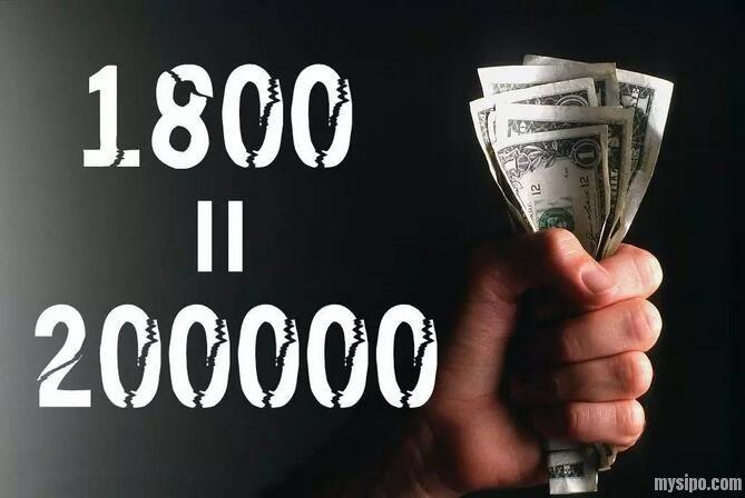 1800换来20万,闲置商标疯狂增值100倍