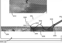 苹果新专利曝光:iPhone要有手写笔?