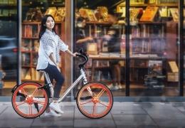 """专注""""中国智造""""创新 摩拜单车已获49项专利"""