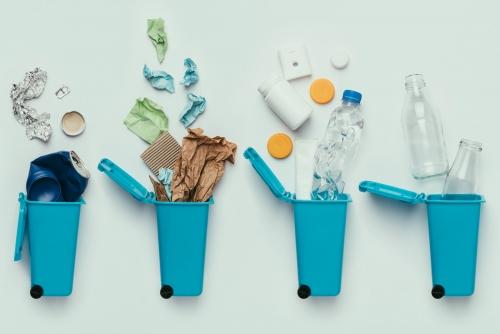 或許,解決垃圾分類難題,幾件專利就夠了!